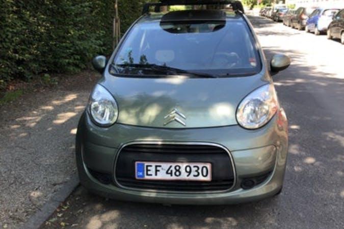 Billig billeje af Citroën C1 nær 2860 Søborg.