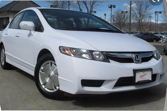 Billig biluthyrning av Honda Civic i närheten av 571 34 Runneryd.