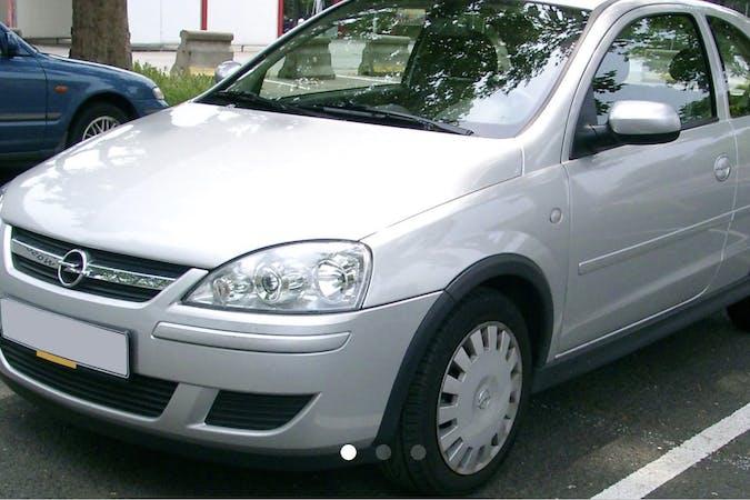 Alquiler barato de Opel Corsa cerca de 03004 Alicante (Alacant).