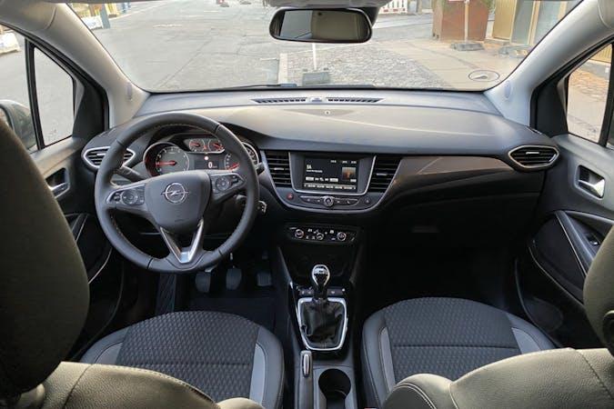 Billig billeje af Opel Crossland X med Isofix beslag nær 2500 København.