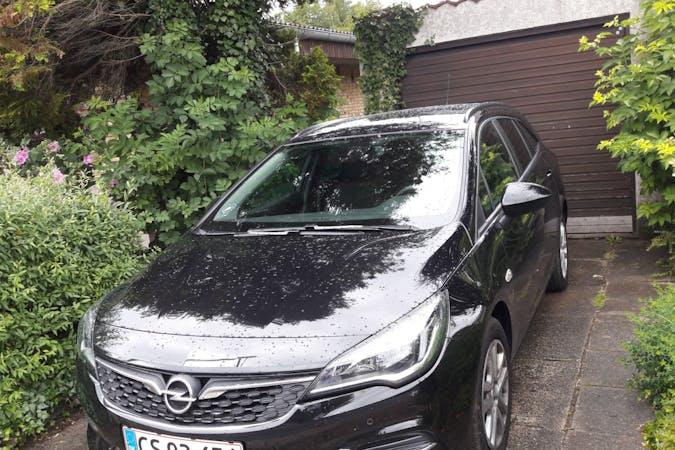 Billig billeje af Opel Astra nær 2600 Glostrup.