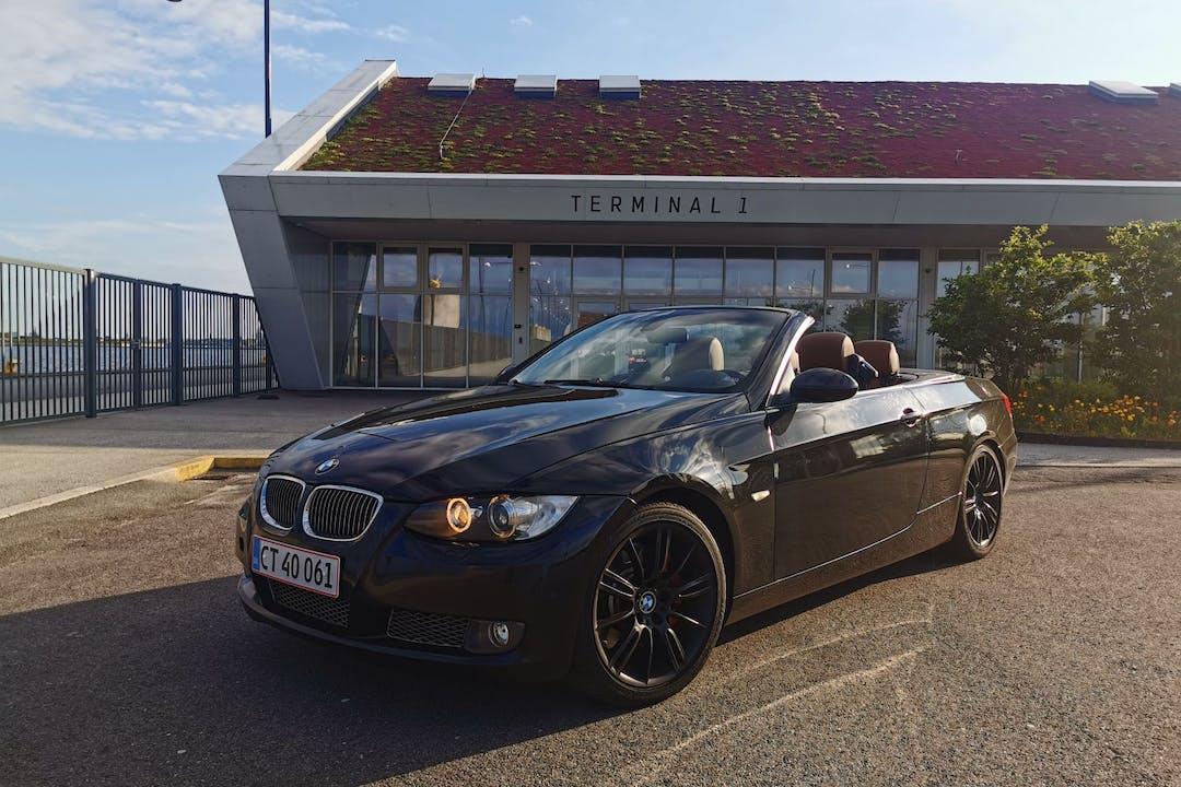 Billig billeje af BMW 3 Series med GPS nær 2500 København.