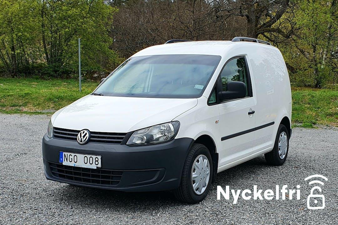 Billig biluthyrning av Volkswagen Caddy Automat i närheten av 126 39 Älvsjö.
