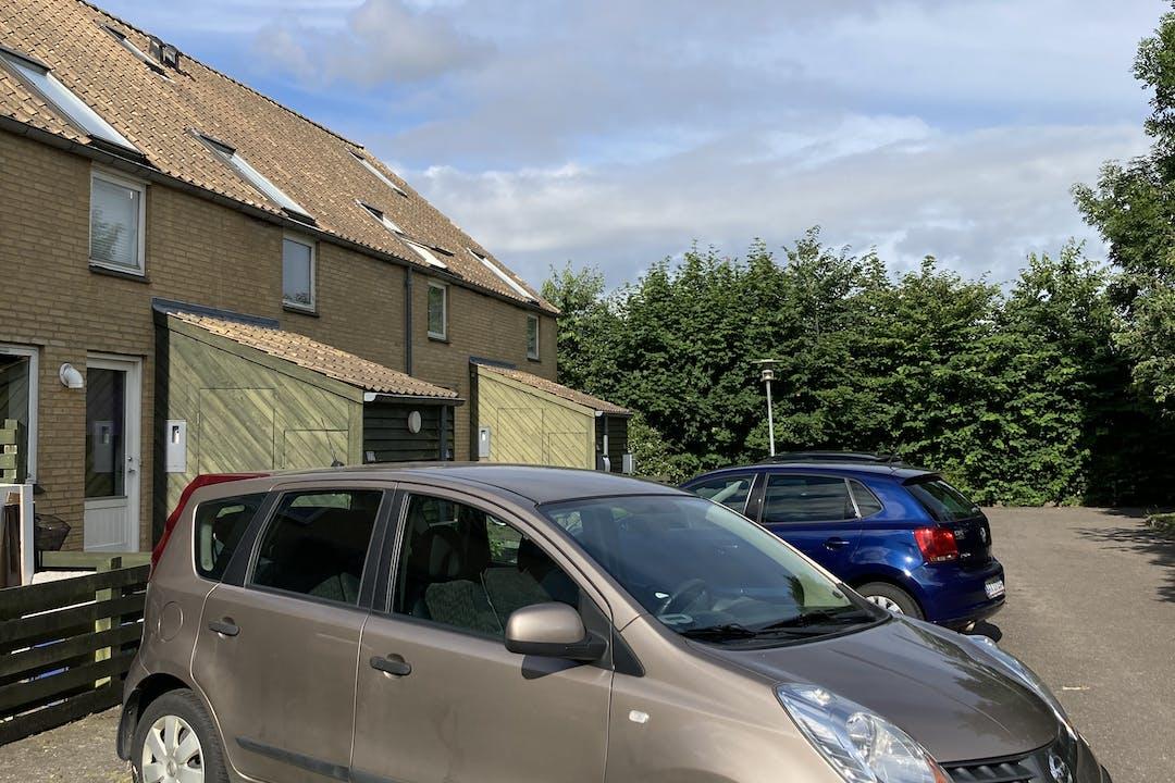 Billig billeje af Nissan Note nær 8200 Aarhus.