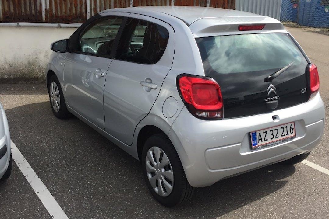 Billig billeje af Citroën C1 nær 8240 Risskov.