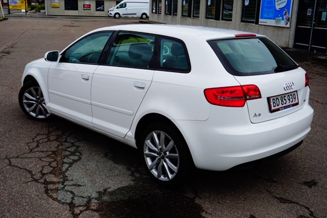 Billig billeje af Audi A3 nær  .