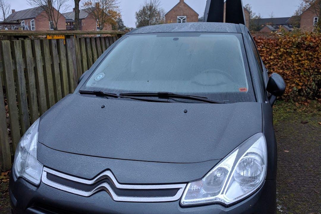 Billig billeje af Citroën C3 nær 5500 Middelfart.