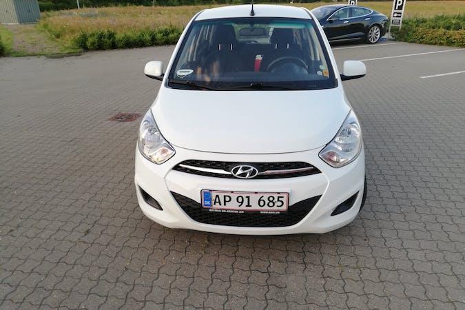 Billig billeje af Hyundai i10 nær 5260 Odense.