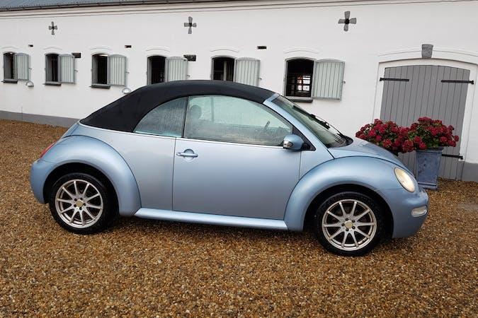 Billig billeje af Volkswagen Beetle nær 7000 Fredericia.