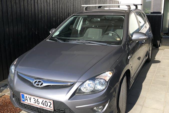 Billig billeje af Hyundai i30 nær 2690 Karlslunde.