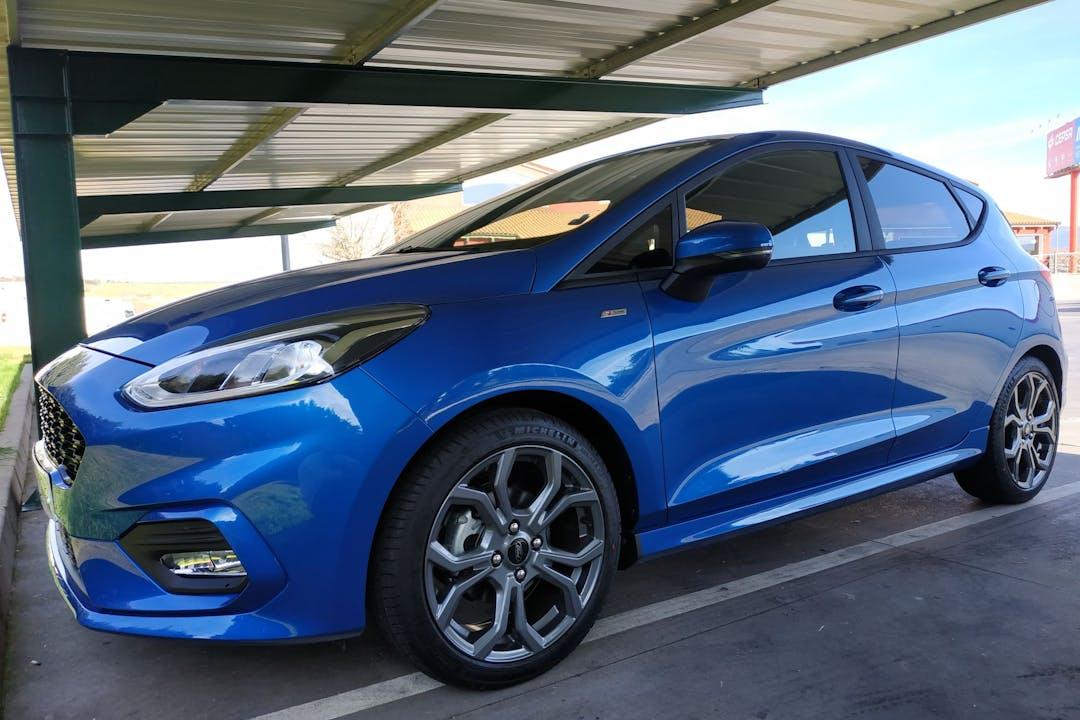 Alquiler barato de Ford Fiesta cerca de 28029 Madrid.
