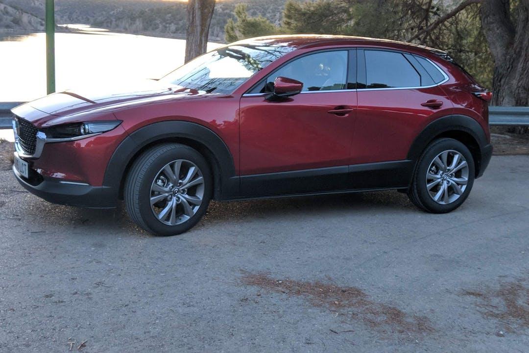 Alquiler barato de Mazda Cx-3 cerca de 46002 València.