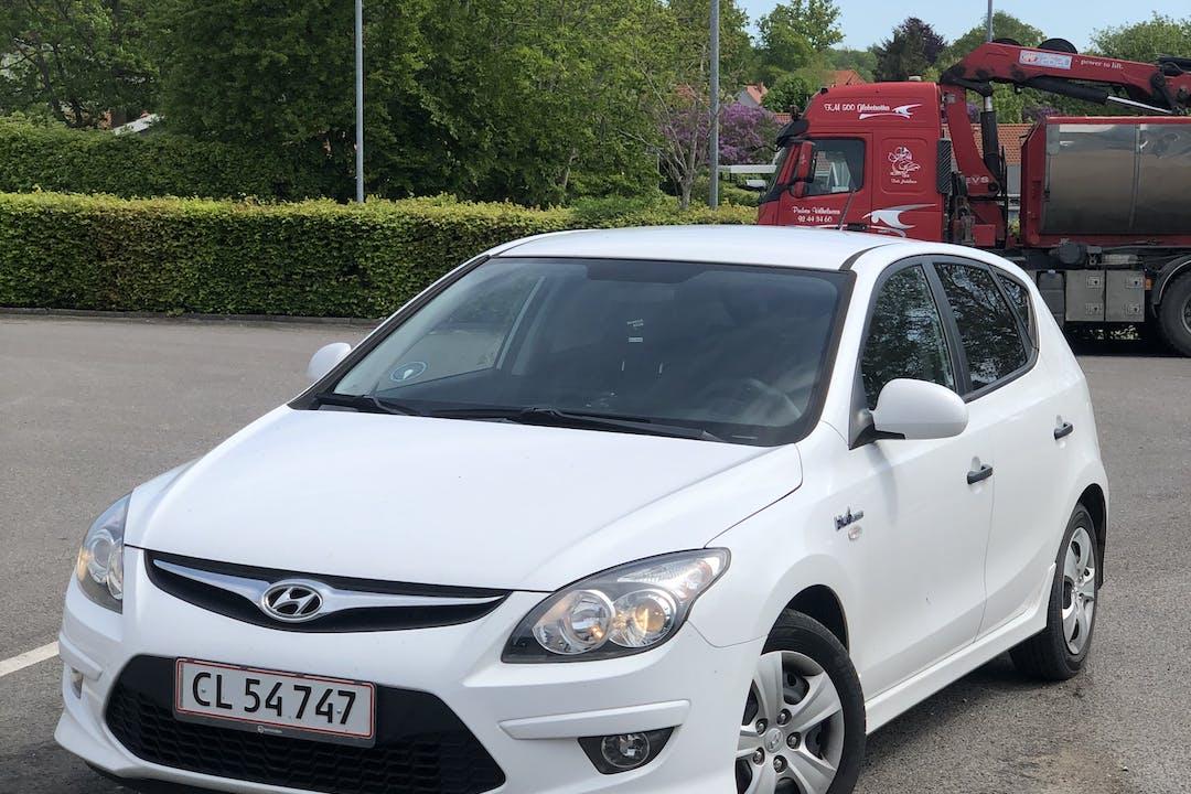 Billig billeje af Hyundai i30 nær 4200 Slagelse.