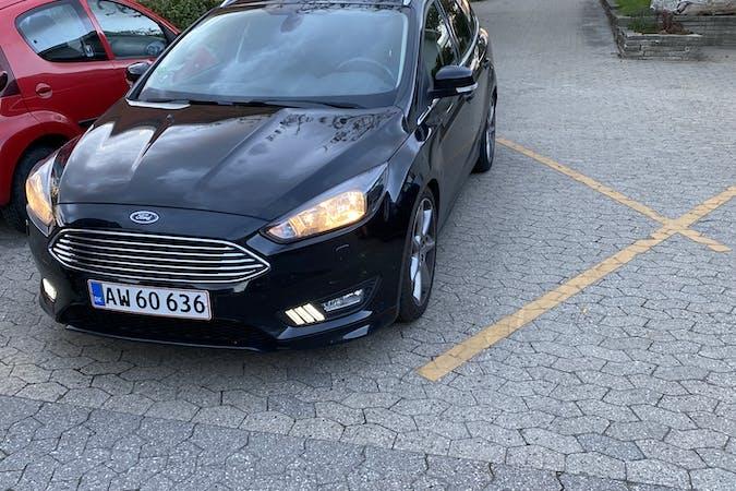 Billig billeje af Ford Focus nær 3500 Værløse.
