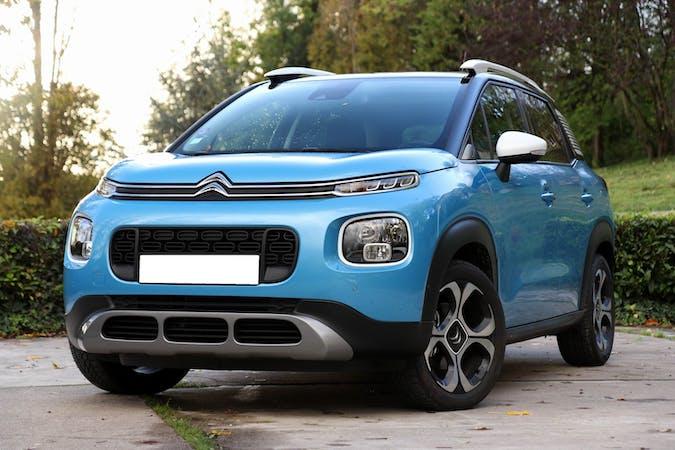 Alquiler barato de Citroën C3 Aircross con equipamiento GPS cerca de 46018 València.