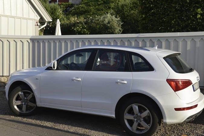 Billig biluthyrning av Audi Q5 med Aircondition i närheten av 733 35 Skuggan-Gärdesta.