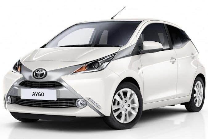 Billig billeje af Toyota AYGO nær 8450 Hammel.