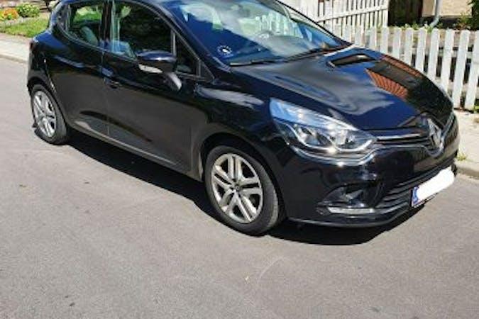 Billig billeje af Renault Clio HB nær 9310 Vodskov.