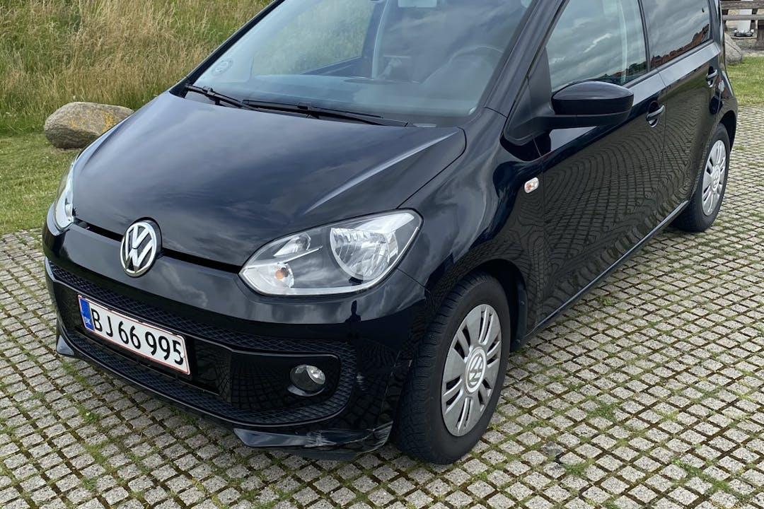 Billig billeje af Volkswagen UP! nær 3600 Frederikssund.