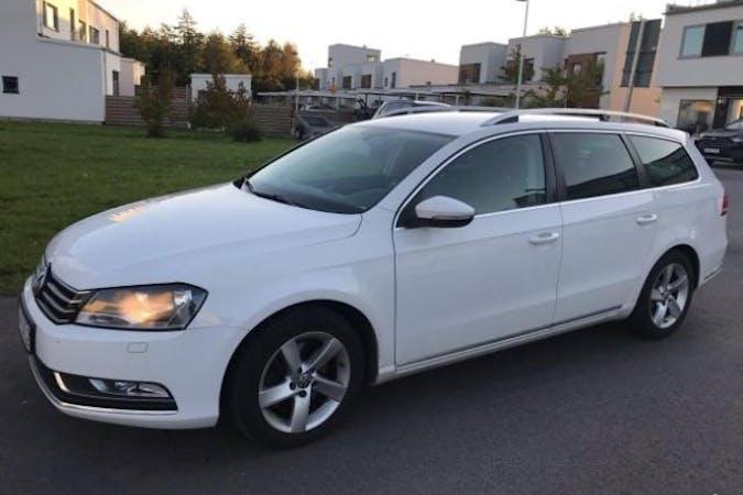 Billig biluthyrning av Volkswagen Passat i närheten av 611 45 Nyköping Ö.