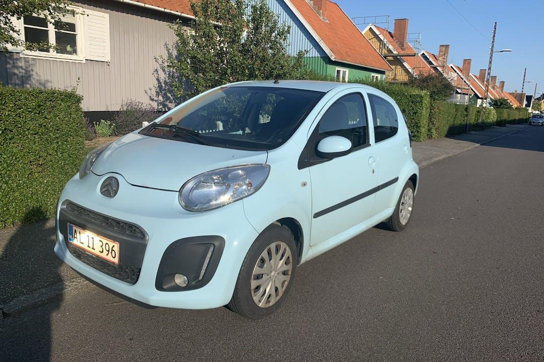 Billig billeje af Citroën C1 nær 3730 Nexø.