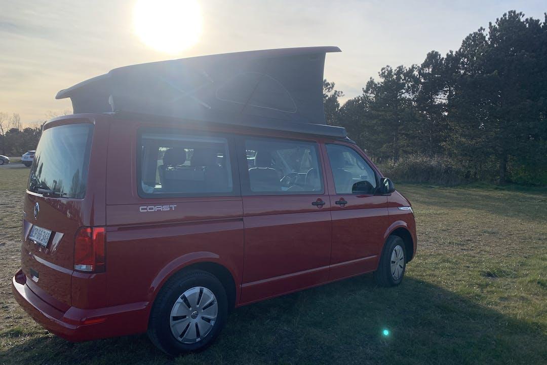 Billig billeje af Volkswagen California med GPS nær 2200 København.