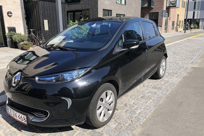 Billig billeje af Renault Zoe nær 2300 København.