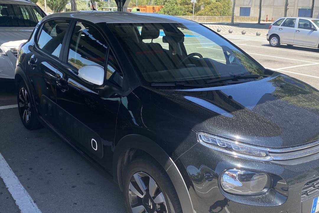 Alquiler barato de Citroën C3 cerca de 08210 Barberà del Vallès.