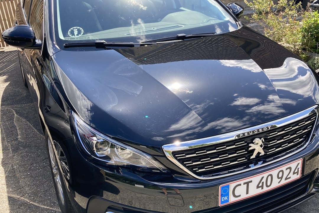 Billig billeje af Peugeot 308 SW nær 8270 Højbjerg.