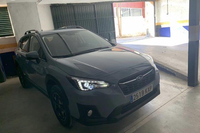 Alquiler barato de Subaru Xv con equipamiento GPS cerca de 28400 Collado Villalba.