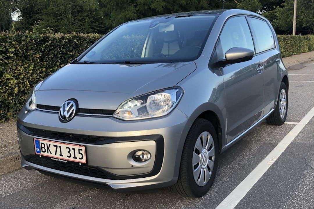 Billig billeje af Volkswagen UP! med Isofix beslag nær 4760 Vordingborg.