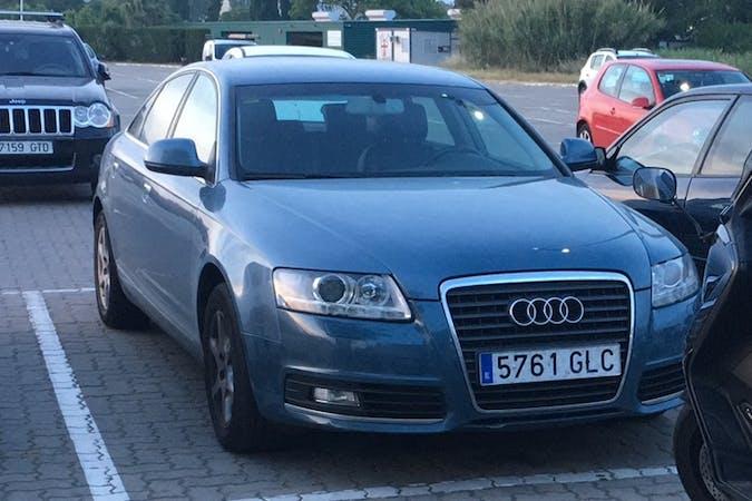 Alquiler barato de Audi A6 cerca de  .