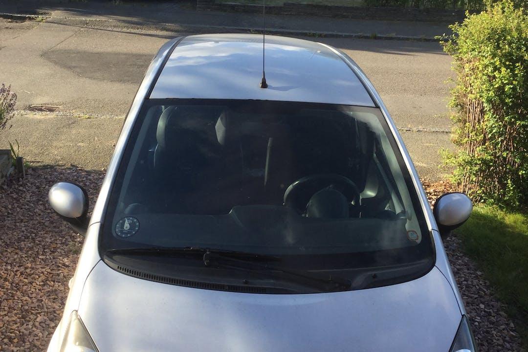 Billig billeje af Toyota AYGO nær 3790 Hasle.