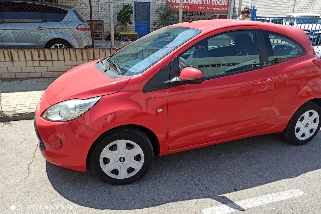 Alquiler barato de Ford Ka cerca de 28047 Madrid.