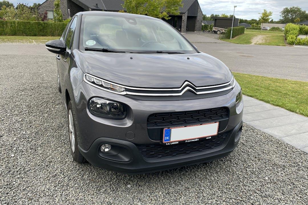 Billig billeje af Citroën C3 med Isofix beslag nær 5450 Otterup.