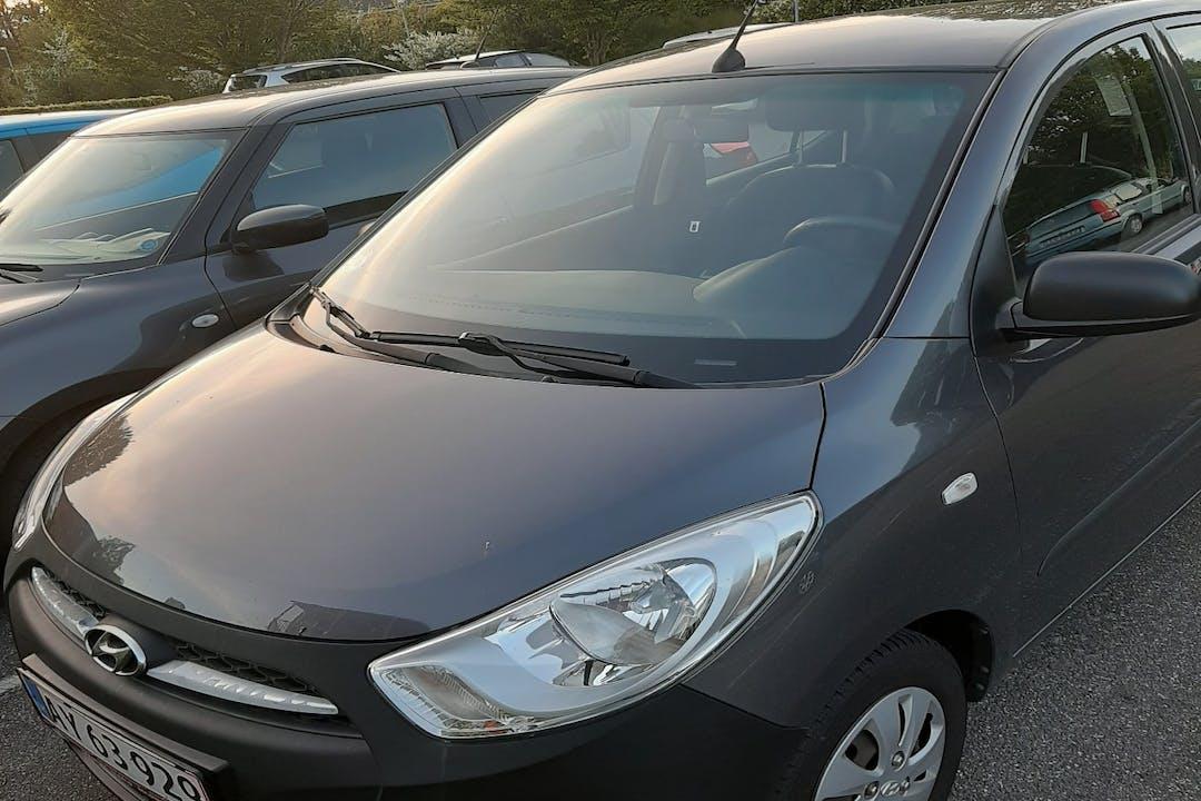 Billig billeje af Hyundai i10 nær 7400 Herning.