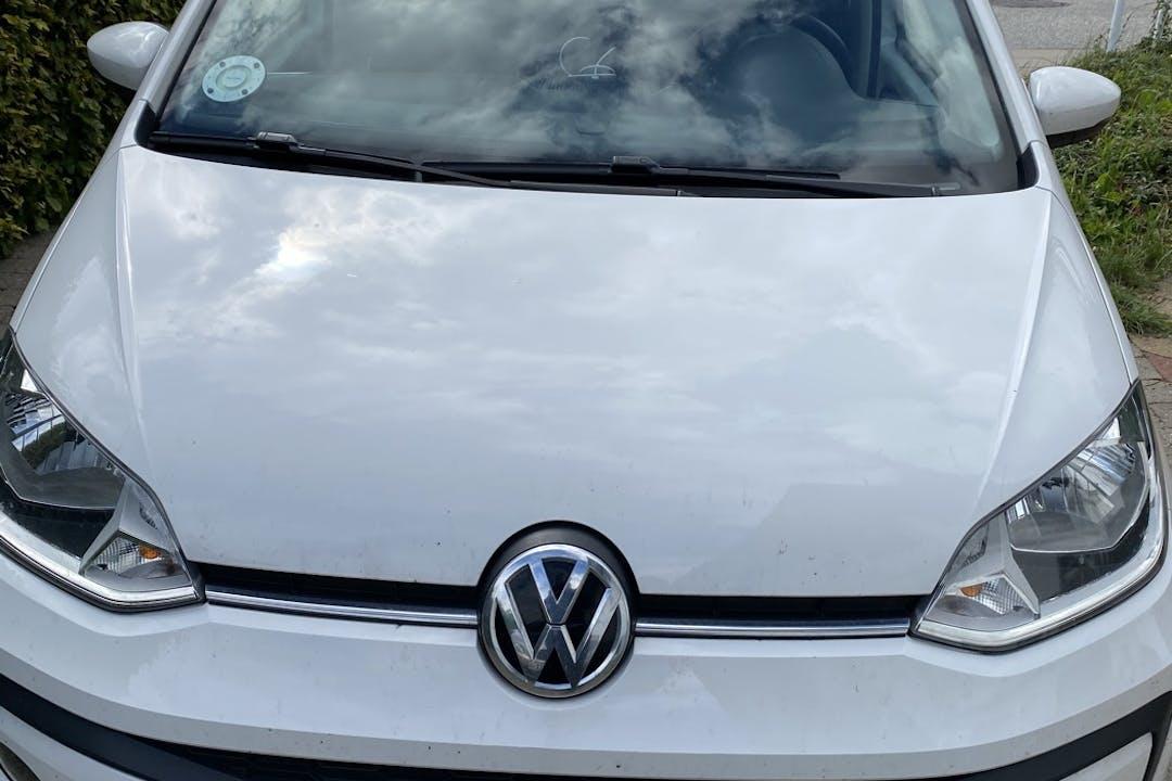 Billig billeje af Volkswagen UP! nær 9200 Aalborg.