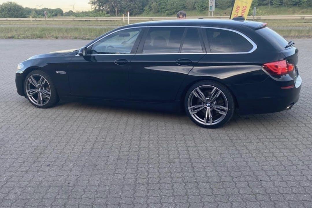 Billig billeje af BMW 5 Series nær 6000 Kolding.