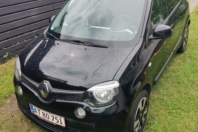 Billig billeje af Renault Twingo nær 3140 Ålsgårde.