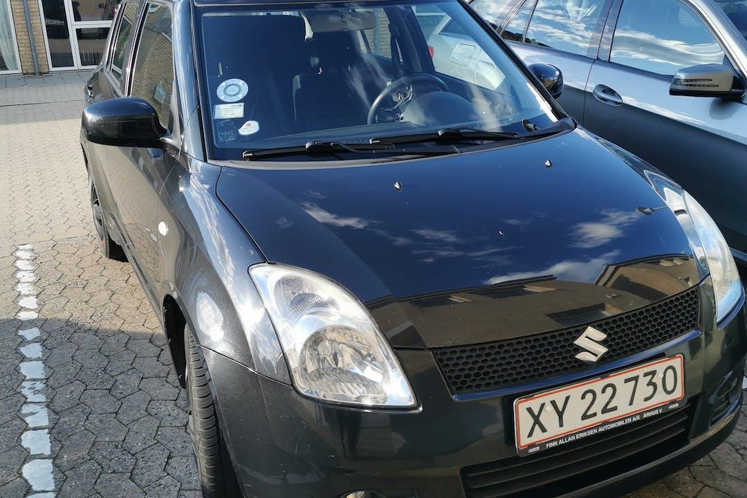 Billig billeje af Suzuki Swift med GPS nær 2620 Albertslund.