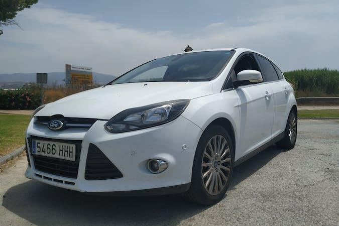 Alquiler barato de Ford Focus cerca de 29017 Málaga.