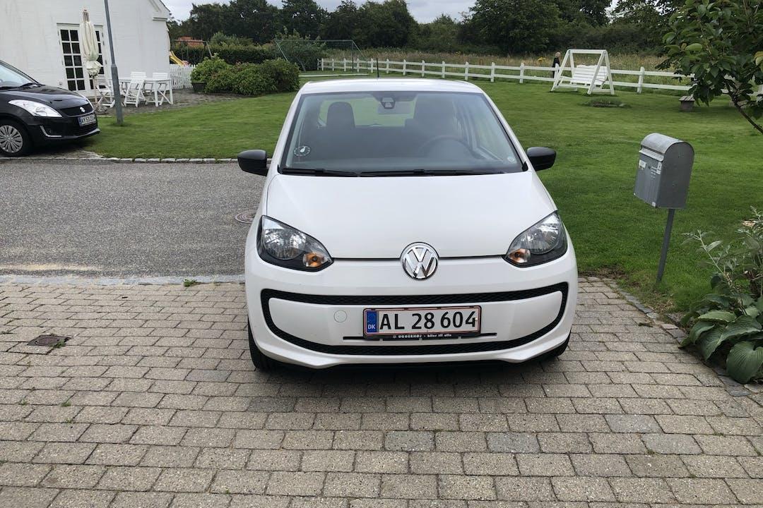 Billig billeje af Volkswagen UP! nær 9900 Frederikshavn.