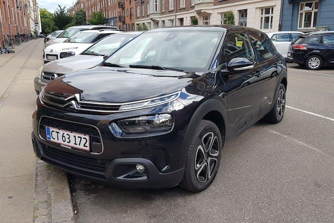 Billig billeje af Citroën C4 Cactus nær 2200 København.