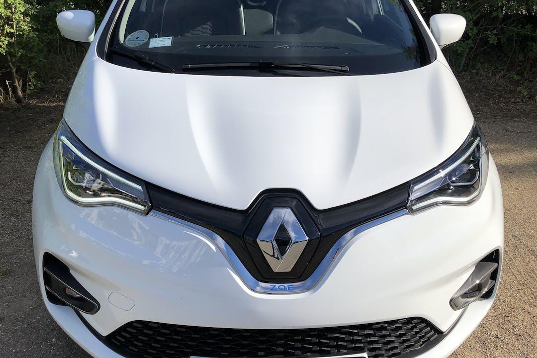 Billig billeje af Renault Zoe nær 4000 Roskilde.
