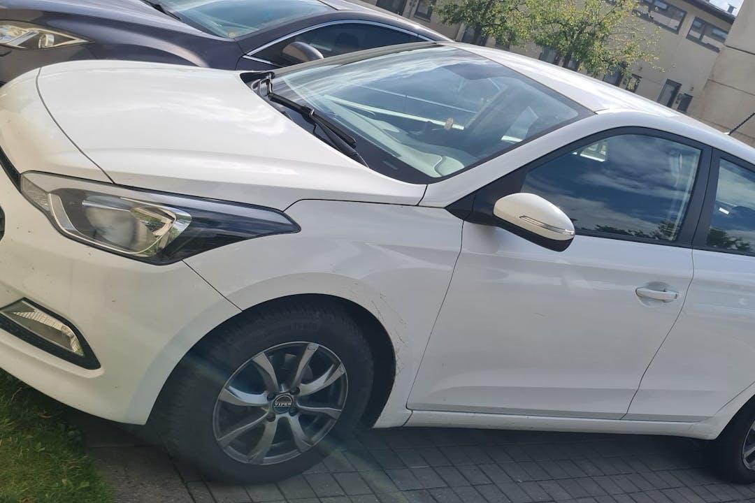 Billig billeje af Hyundai i20 nær 2600 Glostrup.