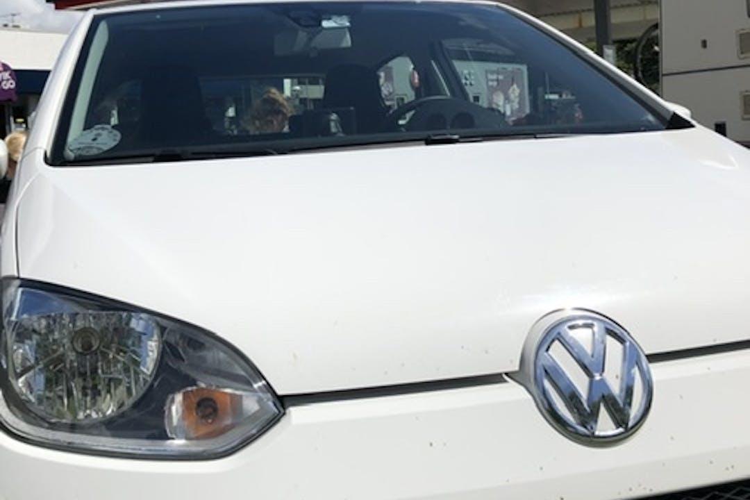 Billig billeje af Volkswagen UP! nær 2630 Taastrup.