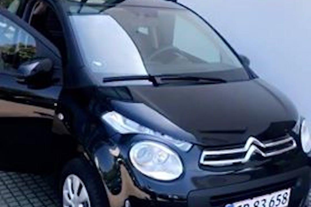 Billig billeje af Citroën C1 nær 2300 København.