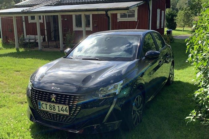 Billig billeje af Peugeot 208 nær 2100 København.