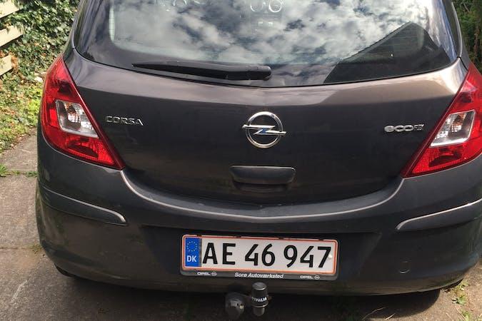 Billig billeje af Opel Corsa nær 4180 Sorø.