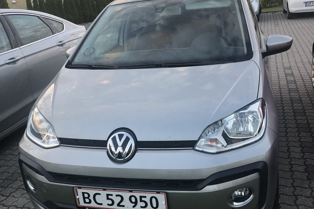 Billig billeje af Volkswagen UP! nær 2600 Glostrup.